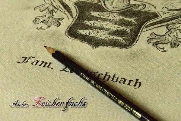 Stammbaum-Zeichnung||(Ahnen-)Stammbaum zeichnen lassen